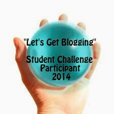 Blogging Challenge Badge